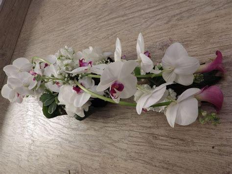 decoration orchidee pour mariage composition sur le th 232 me de l orchid 233 e pour un mariage fleuriste pour d 233 coration 233 v 233 nement 224