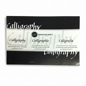 Manuscript Calligraphy Manual  U2013 Step By Step Introduction