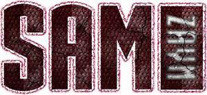 Custom Sami Zayn Logo by IamRockenbach on DeviantArt