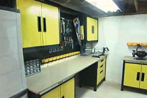 basement workshop ron hazelton