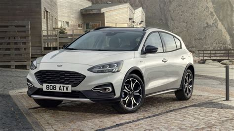 2019 Ford Focus Mk Iv  Official Info, Pictures And Specs
