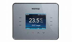 3ie Energy Monitoring Thermostat For Underfloor Heating