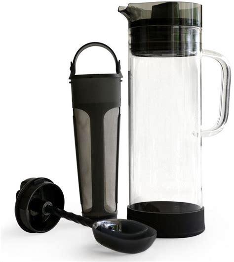 You just choose the settings and go away. Ice Coffee Maker | VantagePoint
