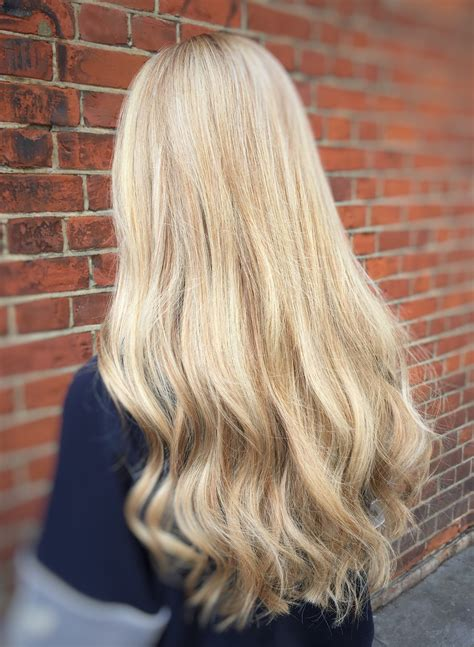 Blond E Hair And ash hair class class