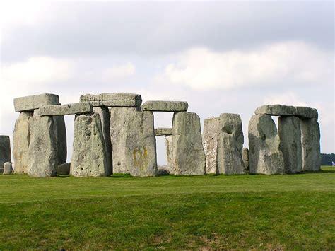 Stonehenge Stone Circle, Near Amesbury, Wiltshire, England