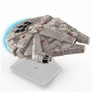 Faucon Millenium Star Wars : haut parleur star wars faucon millenium tie et destroyer ~ Melissatoandfro.com Idées de Décoration