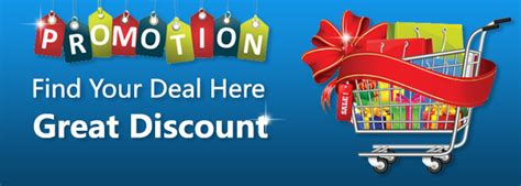 operion ecommerce web design promotion offer discount
