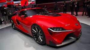 Toyota Ft-1 Concept Car Revealed
