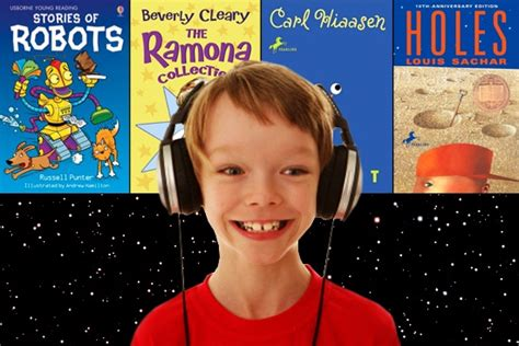 the benefits of audio books for children baby gizmo 488 | great audiobooks for your kids