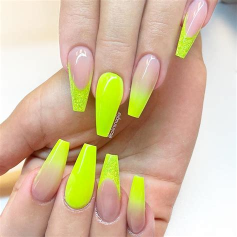 bright color nail designs 21 cool ideas how to ombre nails naildesignsjournal