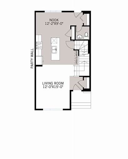 Cobalt Cardel Calgary Homes Floor Upper 16a