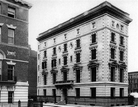 The Gilded Age Era Stuyvesant Fish Mansion New York City