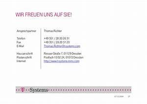 T Systems Dresden : t systems multimedia solutions agenturbereich referenzen ~ Markanthonyermac.com Haus und Dekorationen