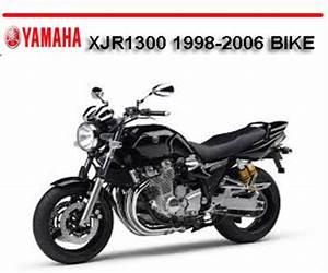 Yamaha Xjr1300 1998-2006 Bike Workshop Service Repair Manual