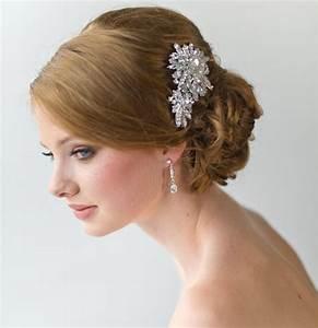 Wedding Hair Brooch