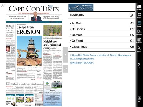Cape Cod Times  Android Apps On Google Play