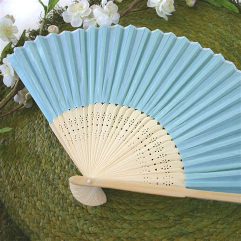 Silk Hand Fans Palm And Bamboo Hand Fans Wedding