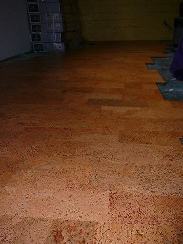 cork flooring on concrete pin by domenica hall on projects to try pinterest