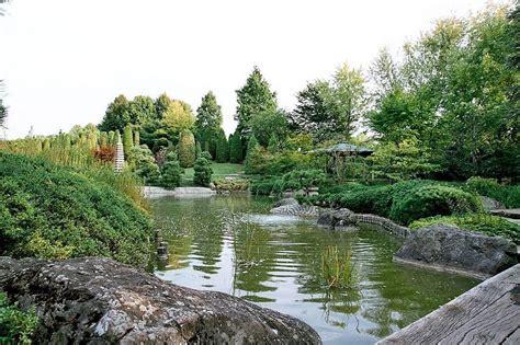 Japanischer Garten Bonn Rheinaue japanischer garten in der rheinaue in bonn foto bild