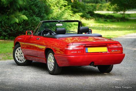 Alfa Romeo Spider 20 Type 4, 1992  Classicargarage De