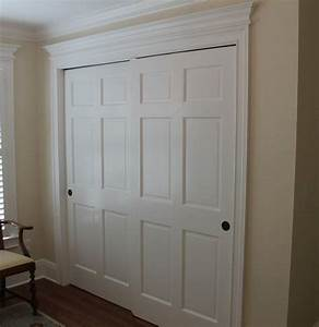 create a new look for your room with these closet door With make closet look great closet door ideas