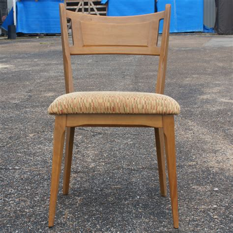 Vintage Heywood Wakefield Dining Chairs by 4 Vintage Heywood Wakefield Side Dining Chairs M1981a
