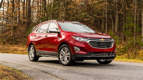 chevrolet equinox suv pricing features ratings