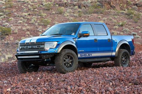 ford f 150 raptor shelby american ford f 150 svt raptor baja 700 packs 700 hp