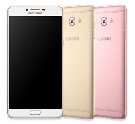 samsung galaxy c9 pro with 6 inch 1080p display snapdragon 653 6gb ram listed
