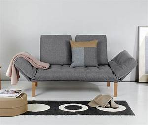 Couch Mit Klappbaren Armlehnen : wandelbares schlafsofa mit verstellbaren armlehnen steward ~ Bigdaddyawards.com Haus und Dekorationen