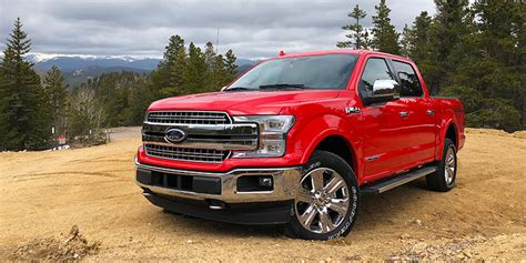 2018 Ford F-150 Diesel Adds Range To The Truck Toolbox