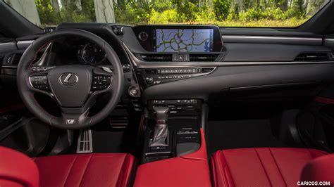 lexus es   sport interior cockpit hd