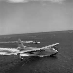 Howard Hughes Plane Spruce Goose