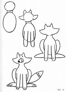 Dibujar paso a paso un zorro