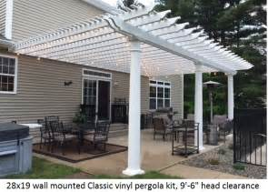 porch canopy kit gallery of u x u white leg galvanized steel frame tent canopy with porch
