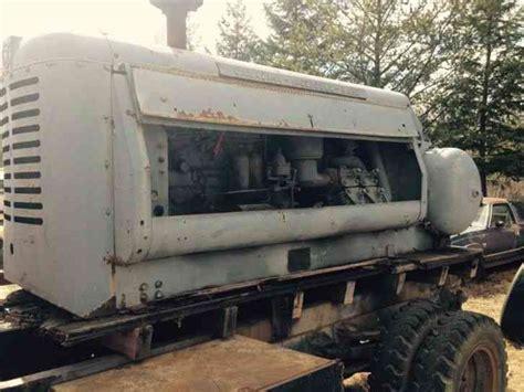ford mercury truck with canadian built ingersoll rand air compressor unit 1972 medium trucks