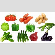 Learn Names Of Vegetables For Kids In English  Learn Vegetable Names  Learning Video For