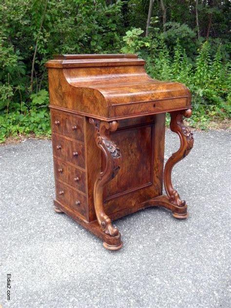 Victorian Davenport Desk From A Cape Cod Sea Captain