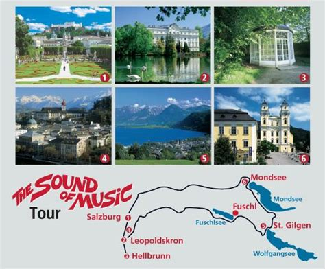 Panoramatours Salzburg  Original Sound Of Music Tour