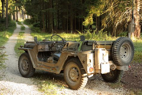 Ford M151 Mutt Picture 3 Reviews News Specs Buy Car