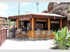 Photo Tour Reopened Barefoot Pool Bar and Volcano Pool at
