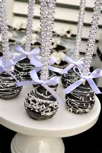 customized wedding favors 40th birthday party chanel theme ideas