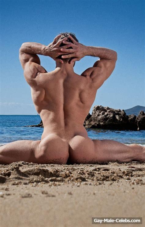 Dancer And Model Davide Zongoli Exposing His Big Amazing