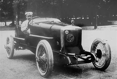 Alfa Romeo Rl Sport 1922-1925. L'auto Di Enzo Ferrari