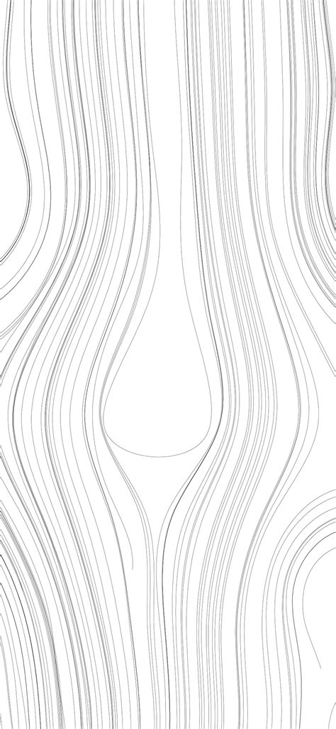 vn lines curve white bw pattern wallpaper
