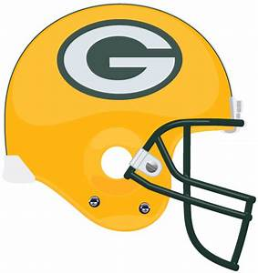 Helmet clipart green bay packers - Pencil and in color ...