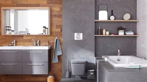 beton cire sur carrelage mural salle de bain b 233 ton cir 233 salle de bains les 5 erreurs 224 233 viter c 244 t 233 maison