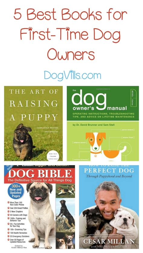 best for owners 5 best books for time owners dogvills