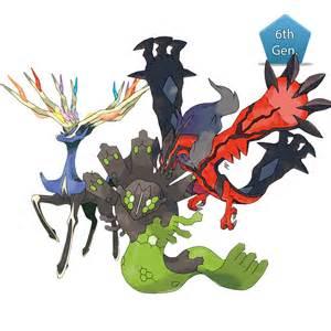 legendary pokemon yveltal images
