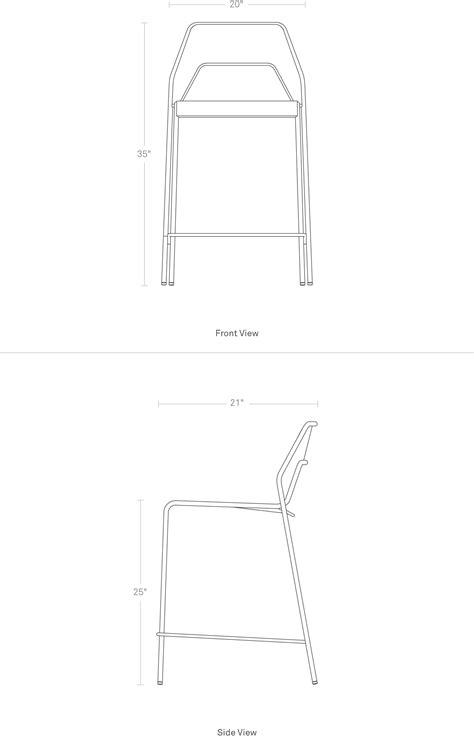 Hot Mesh Counterstool   Seating - Modern Market